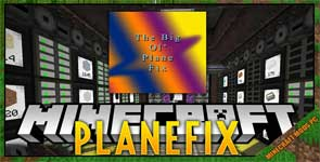 PlaneFix Mod 1.12.2