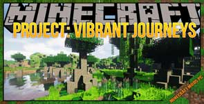 Project: Vibrant Journeys Mod 1.16.5/1.15.2/1.12.2