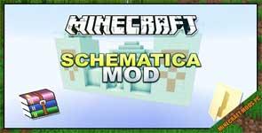 Schematica Mod 1.12.2/1.10.2/1.7.10