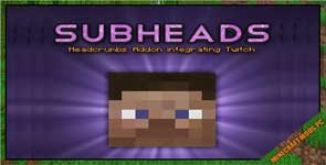 Subheads (formerly Twitchcrumbs) Mod 1.12.2/1.10.2/1.7.10