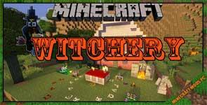 Witchery Mod 1.7.10/1.16.4