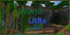 World Utils Mod 1.12.2/1.11.2/1.10.2