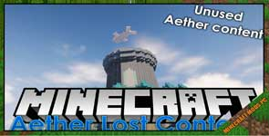Aether: Lost Content Mod 1.12.2