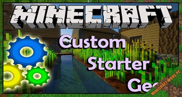 Custom Starter Gear