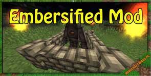 Embersified Mod 1.12.2