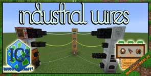 Industrial Wires Mod 1.12.2/1.11.2/1.10.2