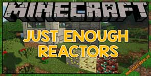 Just Enough Reactors Mod 1.12.2