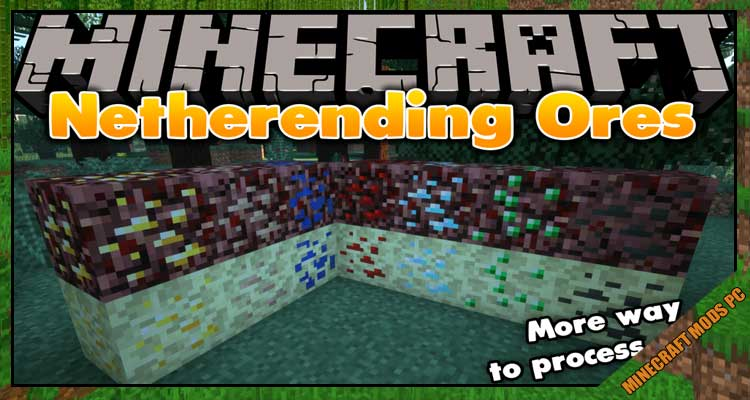 Netherending Ores