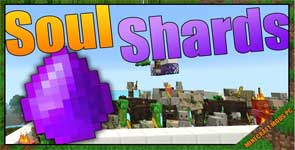 Soul Shards: The Old Ways Mod 1.12.2/1.10.2/1.7.10