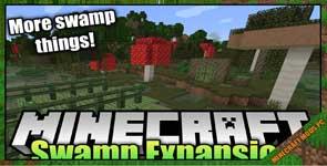 Swamp Expansion Mod 1.15.2/1.14.4