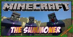 The Summoner Mod 1.12.2