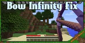 Bow Infinity Fix Mod 1.16.5/1.15.2/1.12.2