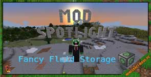 FFS – Fancy Fluid Storage Mod 1.16.5/1.15.2/1.12.2