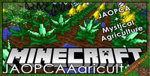 JAOPCAAgriculture Mod 1.12.2/1.11.2/1.10.2