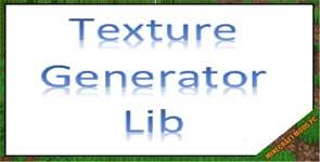WTF's TextureGeneratorLib Mod 1.7.10