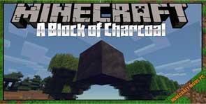 A Block of Charcoal Mod 1.16.5/1.15.2/1.12.2