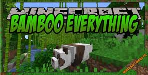 Bamboo Everything (Forge) Mod 1.17.1/1.16.5/1.15.2