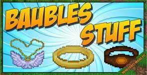 Baubles Stuff Mod 1.10.2/1.9.4/1.7.10