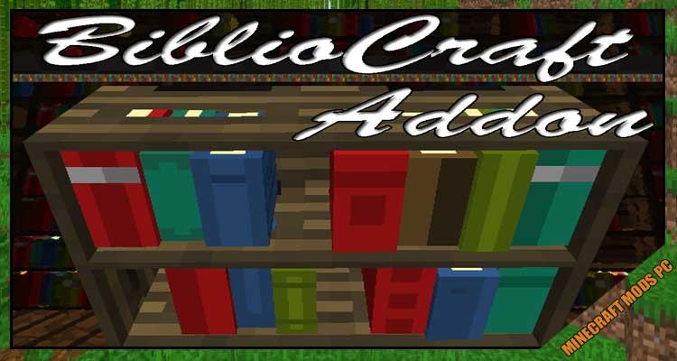 BiblioCraft: BiblioWoods ExtraBiomesXL Edition