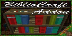 BiblioCraft: BiblioWoods ExtraBiomesXL Edition Mod 1.7.10/1.6.2