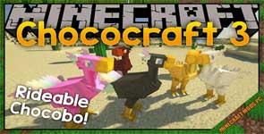 ChocoCraft 3 Mod 1.12.2