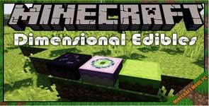 Dimensional Edibles Mod 1.12.2/1.11.2/1.10.2