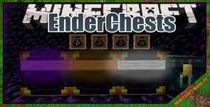 EnderChests Mod 1.16.5/1.15.2/1.14.4