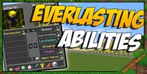 EverlastingAbilities Mod 1.16.5/1.15.2/1.12.2