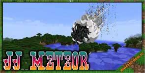 JJ Meteor Mod 1.12.2/1.10.2