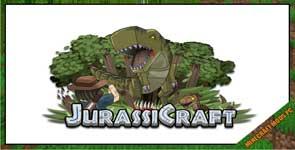 JurassiCraft Mod 1.12.2/1.11.2/1.10.2