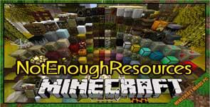 NotEnoughResources Mod 1.7.10