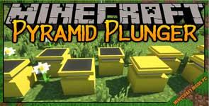 Pyramid Plunder Mod 1.16.1/1.15.2/1.12.2