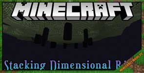 Stacking Dimensional Rifts Mod 1.16.5/1.12.2