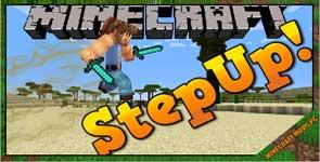 StepUp Mod 1.16.5/1.15.2/1.12.2