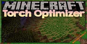 Torch Optimizer Mod 1.17.1/1.16.5/1.12.2
