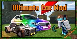 Ultimate Car Mod 1.17.1/1.16.4/1.12.2