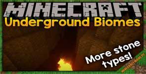 Underground Biomes Mod 1.12.2