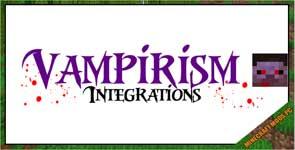 Vampirism Integrations Mod 1.16.5/1.15.2/1.12.2
