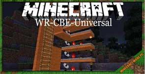 WR-CBE-Universal Mod 1.7.10/1.6.4