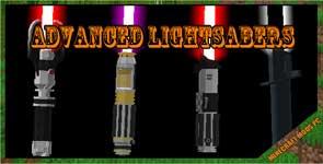 Advanced Lightsabers Mod 1.7.10