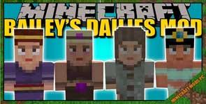Bailey's Dailies Mod 1.12.2/1.11.2/1.10.2
