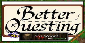 Better Questing – Forestry Expansion Mod 1.12.2
