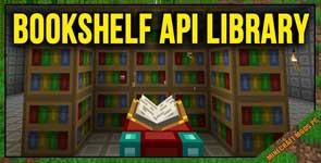 Bookshelf API Library Mod 1.10.2/1.7.10