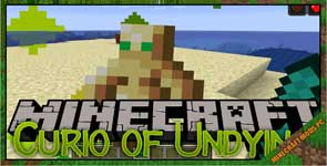 Curio of Undying Mod 1.16.5/1.15.2/1.14.4