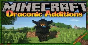 Draconic Additions Mod 1.12.2