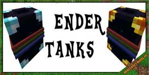 EnderTanks Mod 1.16.5/1.15.2/1.12.2