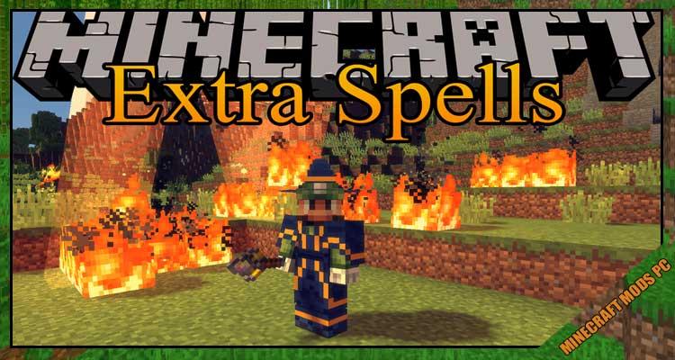 Extra Spells (Electroblob's Wizardry)