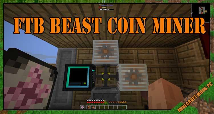 FTB Beast Coin Miner
