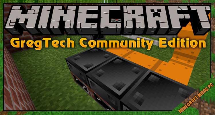 GregTech Community Edition
