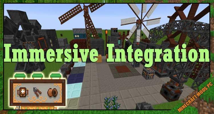 Immersive Integration